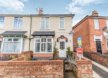 Thumbnail 3 bed terraced house for sale in Victoria Avenue, Worcester