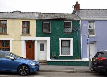 Thumbnail 3 bed terraced house for sale in Milford Road, Haverfordwest