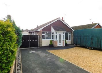 Thumbnail 2 bed detached bungalow for sale in Camelford Close, Weeping Cross, Stafford