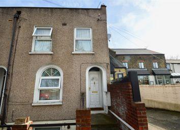 Thumbnail 2 bedroom terraced house for sale in Wellington Street, Gravesend