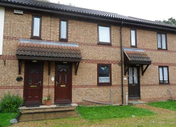 Thumbnail 2 bedroom terraced house for sale in The Lawns, Wisbech