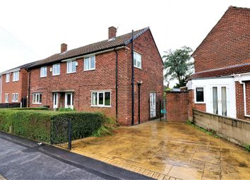 Thumbnail 3 bed semi-detached house for sale in Coltfield, Birdwell, Barnsley, South Yorkshire