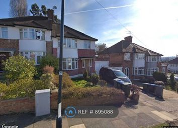 Thumbnail 5 bed semi-detached house to rent in Brampton Grove, Wembley