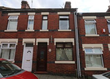 Thumbnail 3 bed terraced house for sale in Whitmore Street, Stoke-On-Trent, Staffordshire