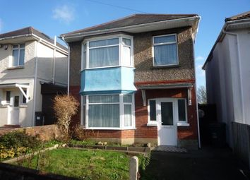 Thumbnail 3 bed detached house for sale in Charminster, Bournemouth, Dorset