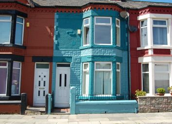 Thumbnail 3 bedroom terraced house to rent in St. Andrews Road, Bootle