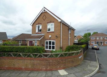 Thumbnail 3 bed detached house for sale in Burrs Lea Close, Bury