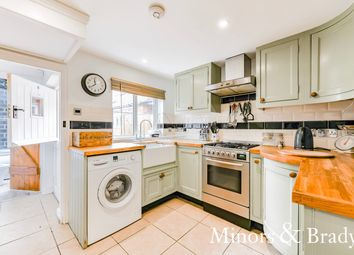 Thumbnail 2 bed terraced house for sale in Aylsham Road, North Walsham