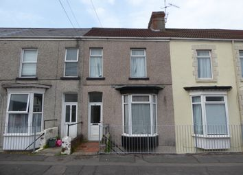 Thumbnail 6 bedroom shared accommodation to rent in Marlborough Road, Brynmill, Swansea
