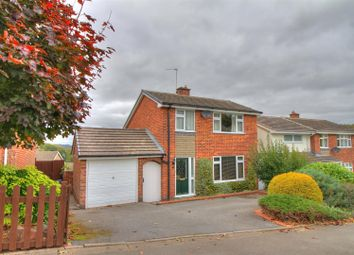Thumbnail 3 bed detached house for sale in King Richards Hill, Whitwick, Coalville