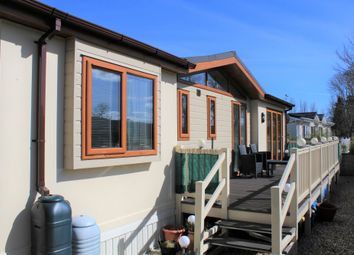 Thumbnail 2 bed mobile/park home for sale in Ash Road, Summer Lane Park Homes, Banwell