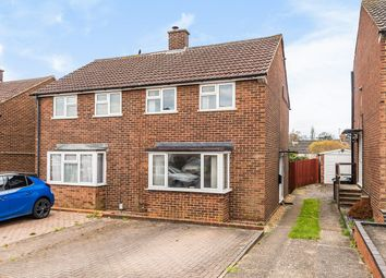 Thumbnail 3 bed semi-detached house for sale in Townfield Road, Flitwick