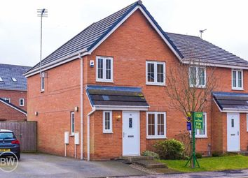 Thumbnail 4 bed semi-detached house for sale in Ledgard Avenue, Leigh, Lancashire