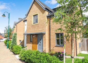 Thumbnail 4 bed detached house for sale in Sorrel Close, Hampton Vale, Peterborough