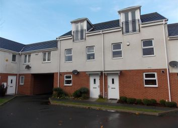 Thumbnail 3 bedroom town house for sale in Orme Court, North Ormesby, Middlesbrough