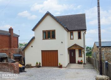 4 bed detached house for sale in Wern, Bersham, Wrexham LL14