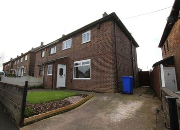 Thumbnail 3 bed semi-detached house to rent in Brundall Oval, Stoke-On-Trent