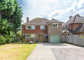 4 bed detached house for sale in Haywards Heath Road, North Chailey, Lewes BN8