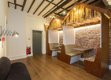 Thumbnail Serviced office to let in Shoreditch High Street, London