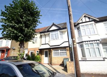 Thumbnail 4 bedroom terraced house to rent in Sheringham Avenue, Manor Park, London