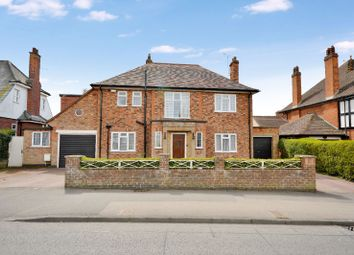 Thumbnail 4 bed detached house for sale in Leicester Road, Oadby, Leicester