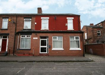 Thumbnail 4 bed terraced house for sale in Swayfield Avenue, Manchester