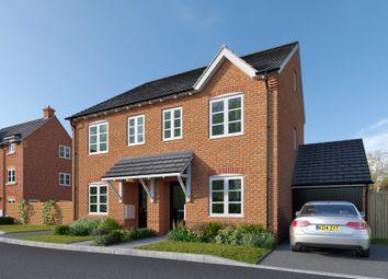 Thumbnail 3 bedroom end terrace house for sale in Orleton Lane, Telford, Shopshire