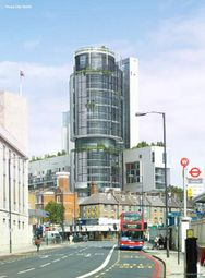 Thumbnail 2 bed flat for sale in Three City North, Finsbury Park, London