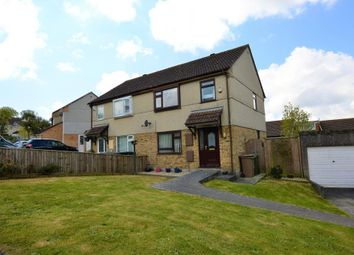 Thumbnail 3 bed semi-detached house for sale in Bellingham Crescent, Plymouth, Devon