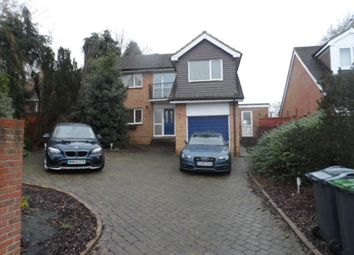 Thumbnail 4 bed property to rent in Summerhill Road, Cowplain, Waterlooville
