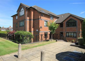 Thumbnail 2 bed flat for sale in Wellesley Gate, East Station Road, Aldershot, Hampshire