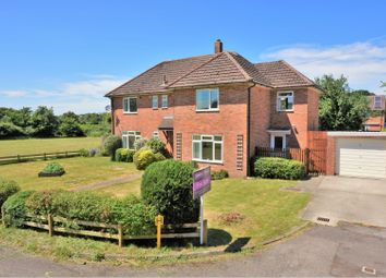 Thumbnail 4 bed detached house for sale in Edinburgh Road - Lower Compton, Calne