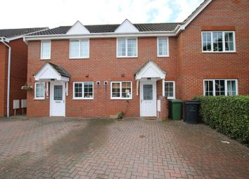 Thumbnail 2 bed terraced house to rent in Cawdor Close, Attleborough