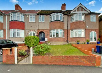 Thumbnail 3 bed terraced house for sale in Vernon Rise, Greenford