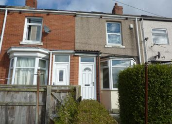Thumbnail 1 bedroom terraced house for sale in High View, Ushaw Moor, County Durham