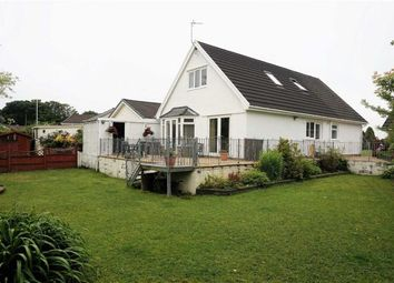 Thumbnail 5 bed detached bungalow for sale in Vernon Close, Swansea