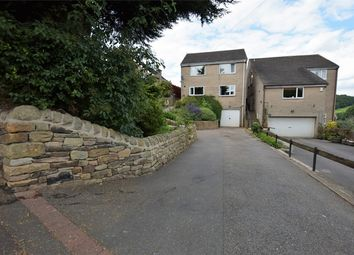 Thumbnail 4 bed detached house for sale in Church Street, Fritchley, Belper, Derbyshire