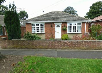 Thumbnail 3 bed detached bungalow for sale in The Grove, Wheatley Hills, Doncaster.
