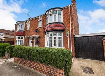 Thumbnail 3 bed semi-detached house for sale in Westminster Road, Middlesbrough