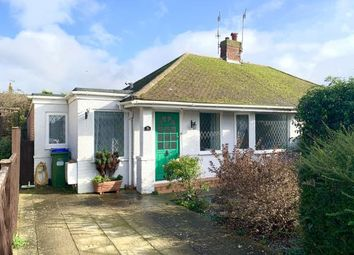 Thumbnail 2 bed bungalow for sale in Chyngton Avenue, Seaford, East Sussex