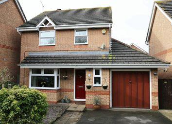 Thumbnail 3 bedroom detached house for sale in Hatherall Close, Stratton St. Margaret, Swindon