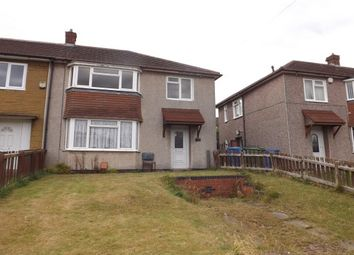 Thumbnail 3 bed semi-detached house to rent in Langford Road, Mansfield