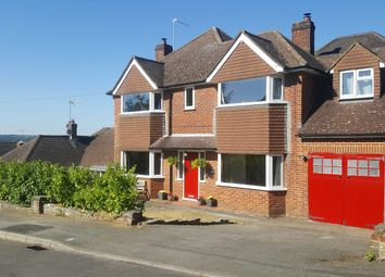 Thumbnail 5 bed detached house for sale in Hillary Road, Farnham