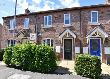 Thumbnail 3 bed terraced house to rent in Oldman Close, Boston