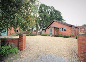 Thumbnail 3 bed detached bungalow for sale in Worthenbury, Wrexham