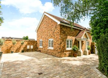 Thumbnail 3 bed detached house for sale in Church Road, Watford, Hertfordshire