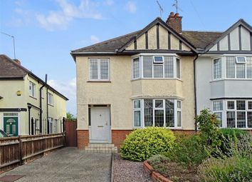 Thumbnail 3 bed semi-detached house for sale in First Avenue, Chelmsford