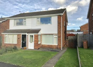 Thumbnail 3 bed semi-detached house for sale in Winster Crescent, Melton Mowbray