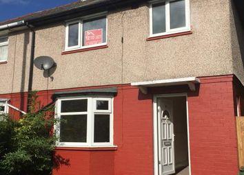 Thumbnail 3 bed semi-detached house to rent in Birkett Road, Rock Ferry, Birkenhead