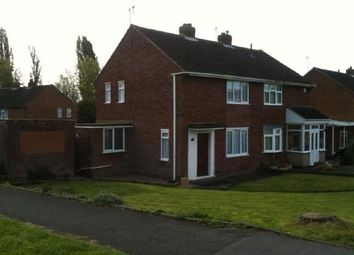 Thumbnail 2 bedroom semi-detached house to rent in Sunnymede Road, Kingswinford, West Midlands